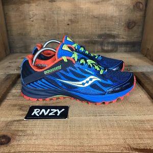 Saucony Peregrine 4.0 Trail Running